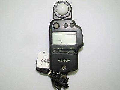 1 ljusmätare Minolta autometer IV