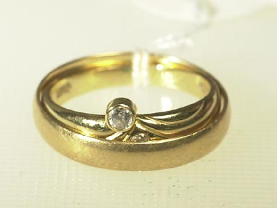 1 Ring 18k, 1 Ring