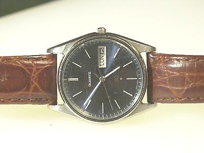1 Armbandsur herr Seiko i