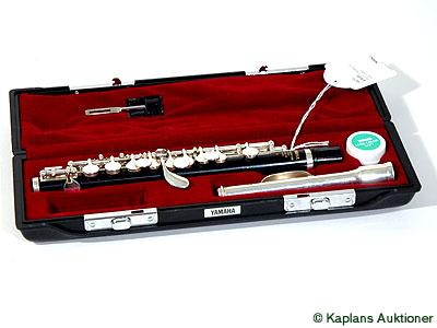 Flöjt, piccolo Yamaha