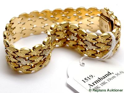 Armband, 18K 18K