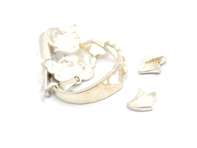 Slutpris för Smycken silver 925 b8a6d1943fca2
