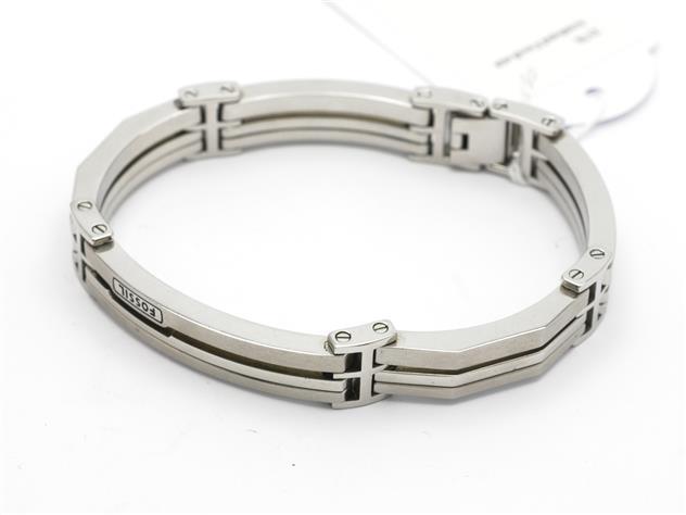 Armband Fossil stål
