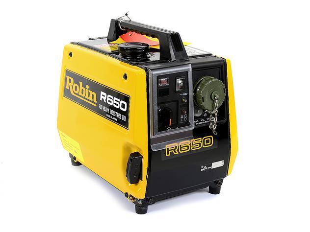 Generator Robin R650