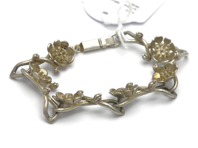 Armband, Silver 19cm