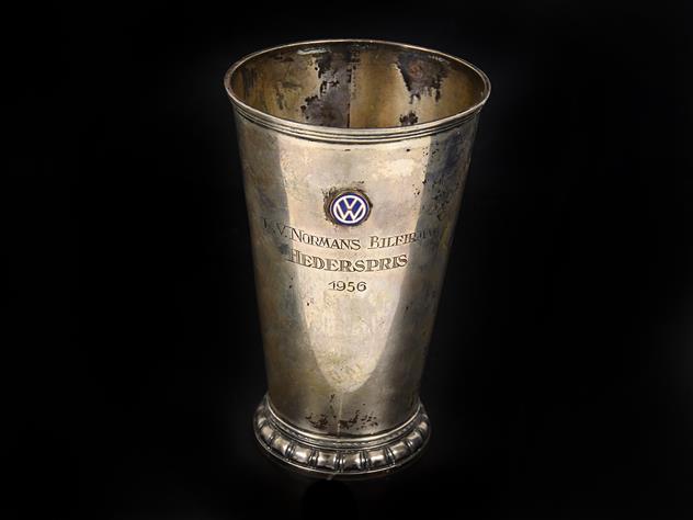 Pokal silver E