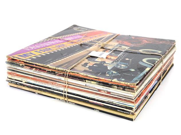 LP-skivor, 19st, Julio