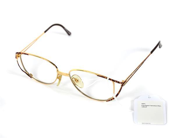Glasögon Christian Dior