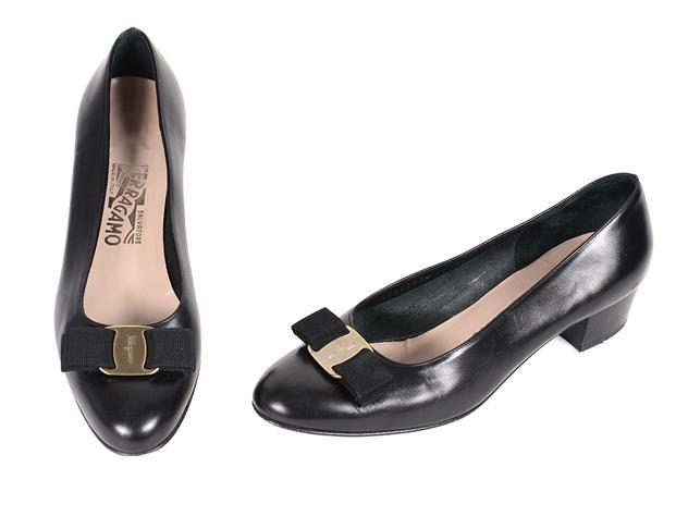 e1d59ec2ebc Slutpris för Salvatore Ferragamo, skor, stl. 38